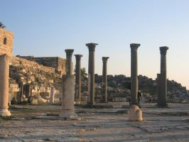 roman Ruins 20 by 3-sisters-stock