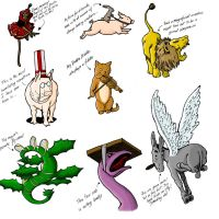 Little Nemo sketches by Daphne8