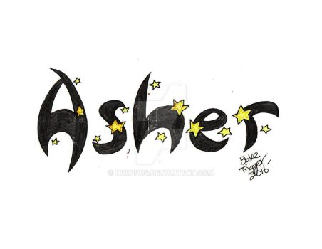 Asher by noivious