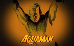 Aquaman by Alex Ross 2 by Superman8193