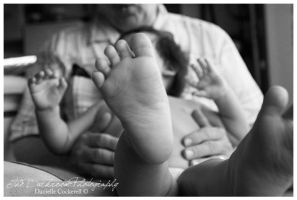 Little Bitty Foot by TheDarkRoom-Photo