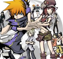 twewy mashed up epicness by hfhfd74