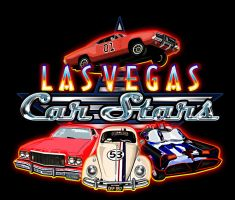 Las Vegas Car Stars by valaryc