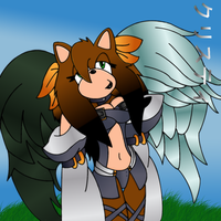 RQ:The Friendly Angel by RB9