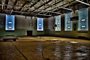 Broken Gym by quetwo