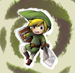 Toon Link by Tomikoi
