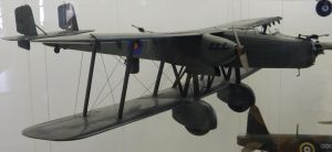Handley Page Heyford Model by rlkitterman