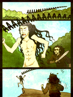 Drama in Doriath pg.5 by remonpop
