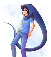 John Egbert by neonzzz