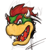 Bowser fart by BerserkerOx