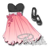 Promtalia: The Dress by pandatama