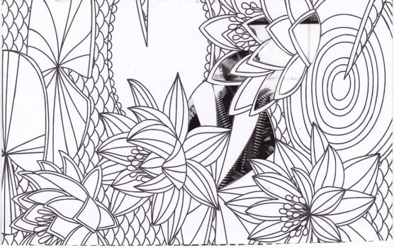 Contemporary Colouring Book 3 by p-ars