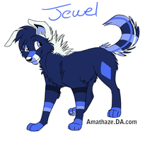 :BO:Jewel: by NightmareAdoptables