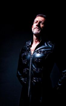 Leather Daddy by CPJPhoto