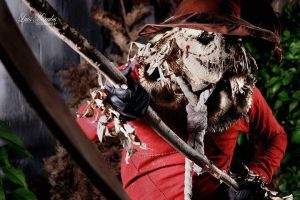 Cosplay: .Scarecrow de Batman. by El-Saint
