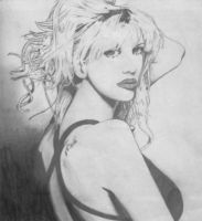 Courtney Love by DigitalGurls