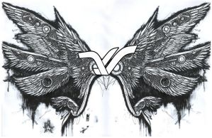 morning star wings by madd-sketch