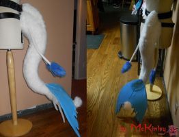 Myfi Tail Complete (Pre-Airbrushed) by TwistedTerrace