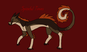 Spiteful Times- Fell Spencer by FanguoftheFlowers