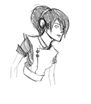 Toph Sketch by thebestwes
