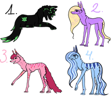 4 Adopts OPEN [3 left] by Adopt-LM
