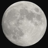 Stock - Full Moon by swashbuckler