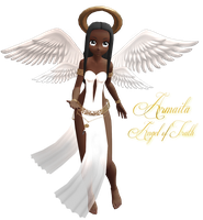 {MOTME} Angel of Truth by 0-0-Alice-0-0