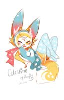 Celestine by TotemEye