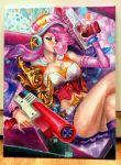 Arcade Miss Fortune by Bruge