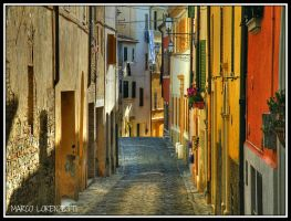 MONTECAROTTO (AN) - COLORS by MarcoLorenzetti