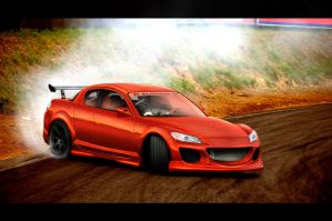 Mazda RX8 by Tosho Design by ToshoDesign