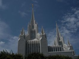 San Diego Temple by QuinoaFox