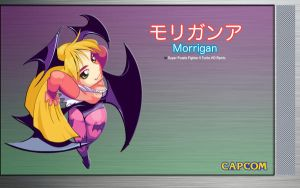 Morrigan - Original Desktop by iFab