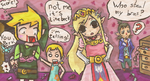 Pervert Link collab by Coco-of-the-Forest