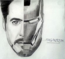 Iron Man by yagnesh128