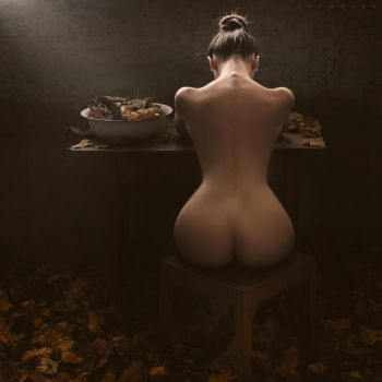 Autumn Dinner by artofdan70
