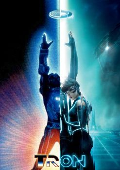 TRON - the game has changed by AndrewSS7