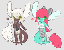 Sugar Babies ~ 21 (Closed) by LunarAdopts