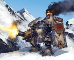 Rhulic: Ghordson Avalancher by Mr--Jack