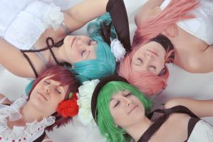 Vocaloid - Dream on by AlessiaAzalina