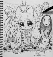My Kawaii World by Nabi-Charlotte
