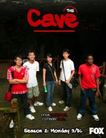 The Cave S2 poster by kleos-dev