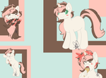 DTA Strawberry Swirl Entries (WOOT SHE'S MINE) by Pinkedalink