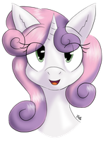 Sweetie Belle by TunDeri
