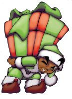 Late X-mas Joint by BiggCaZ