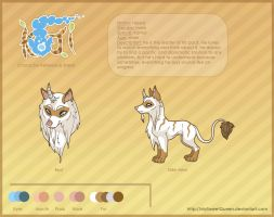 Heiwa Reference Sheet by MySweetQueen