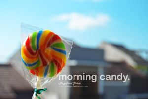 morning candy by fiegga