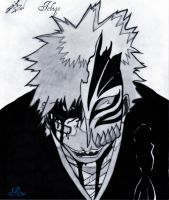 My Bleach Drawings by Randazzle100