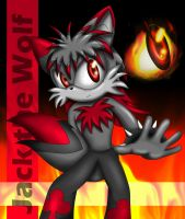 .:AT:. Jack the Wolf by SonARTic