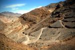 Mine Trail Death Valley by TinyCueCard